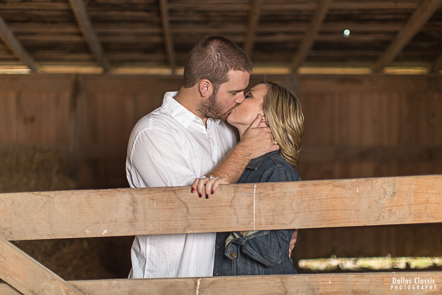 The Country Kiss